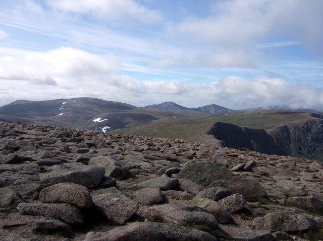 Ben Macdui from Cairngorm