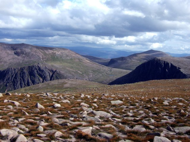 Cairngorm Plateau