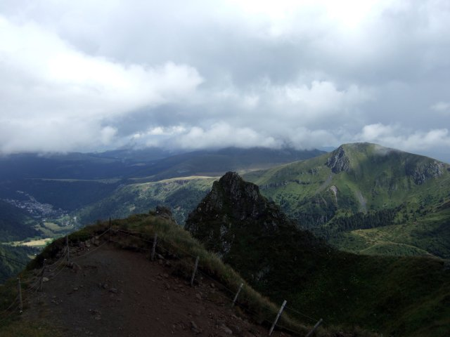 Puy de Sancy path