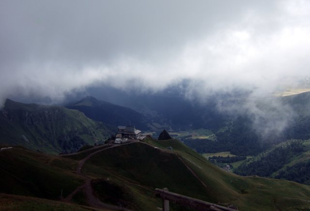 Massif du Sancy Gondola