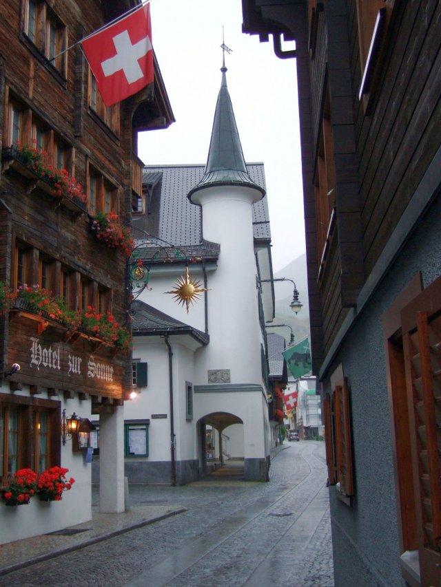 Gotthardstrasse Andermatt