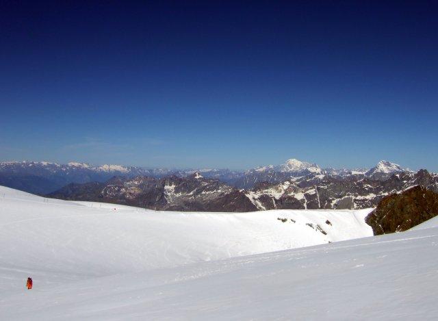 Plateau Rosa