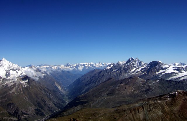North to the Bernese Oberland