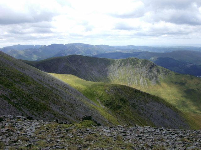 Skiddaw North Col