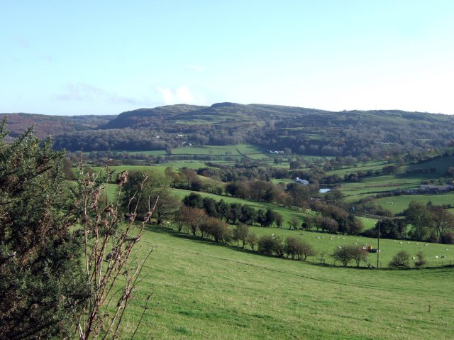 between Mold and Ruthin