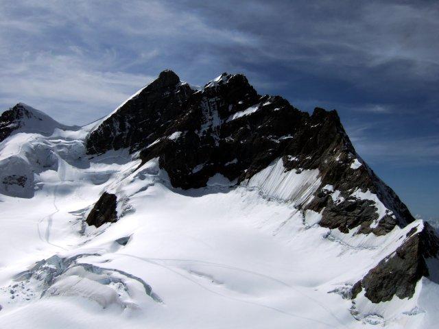 Jungfrau seen from Jungfraujoch