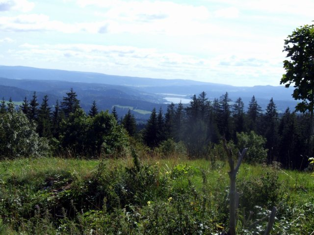 Jura mountain view