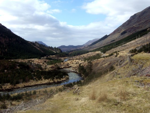 Ennerdale from the bike trail