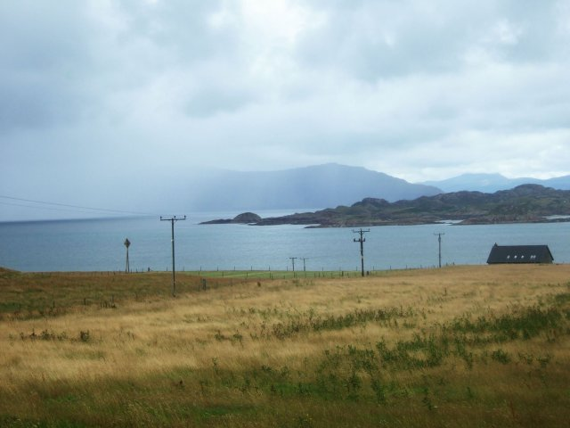 Hebridean weather