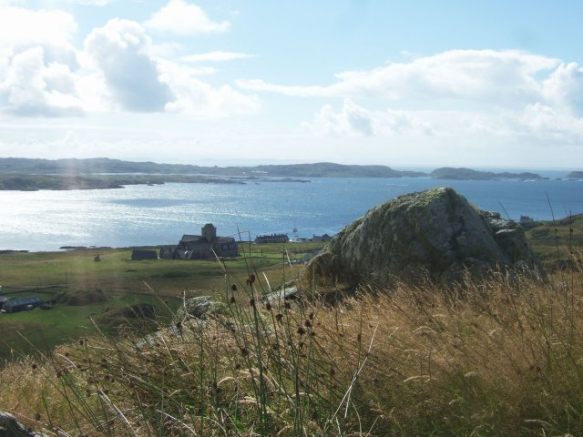 The Abbey of Iona