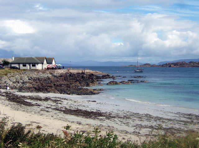 beaches of the Hebrides