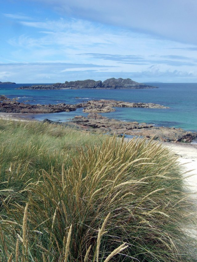 Coastline of Iona