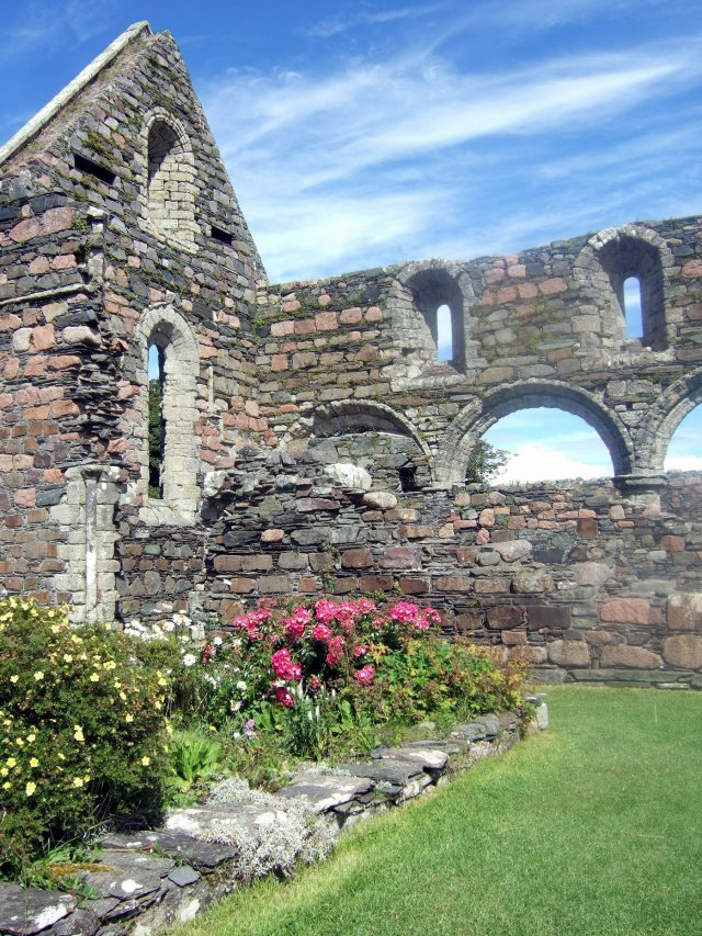 The nunnery Iona