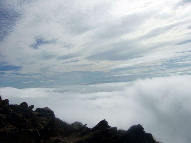 Y Lliwedd Snowdon route