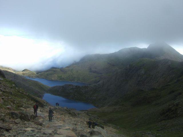 Lakes of Snowdon