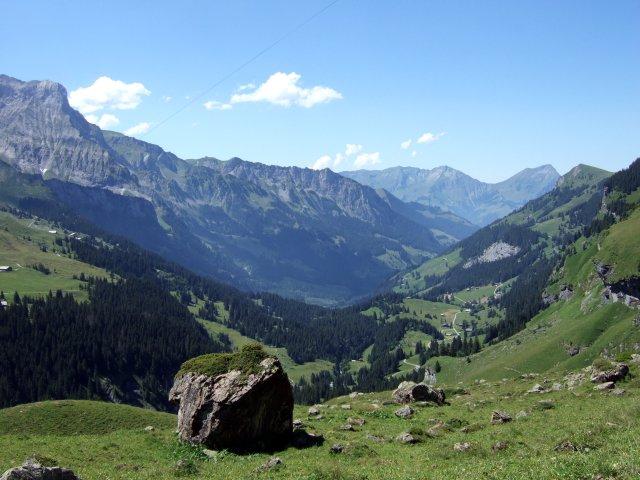 Bernese Oberland valley