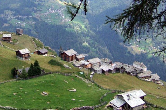 Jungen in the Valais