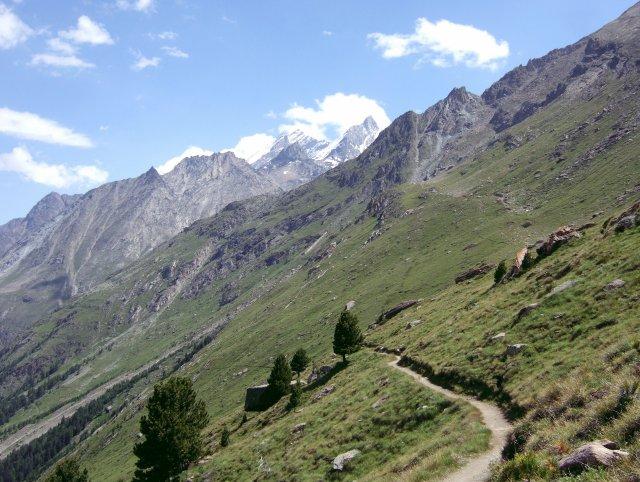 Europaweg to Zermatt