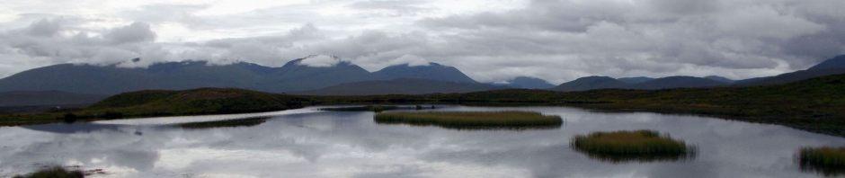 rannoch moor highlands