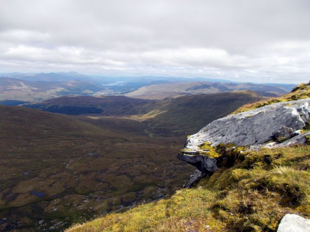 wild glen above glen dochart
