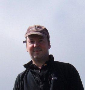 Pete Buckley Author Photo