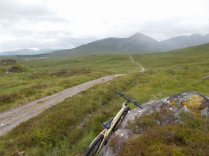 mountain biking in the highlands