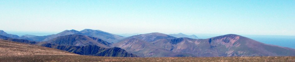 mountains of north wales