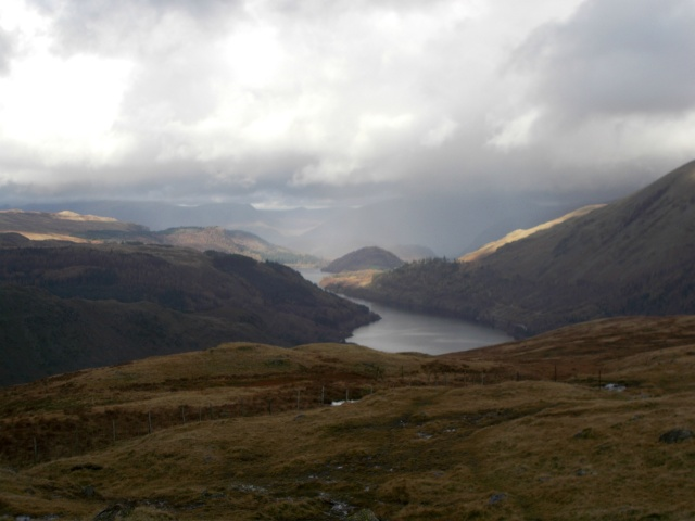 Thirlmere and the Northern Fells